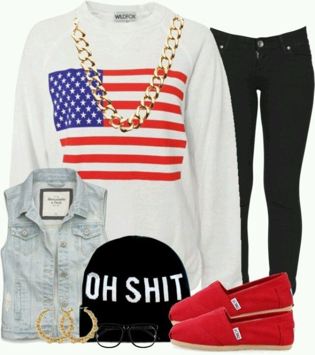 Awesome Clothes For Teenage Girls Could care less for the beanie but the outfit is cute...