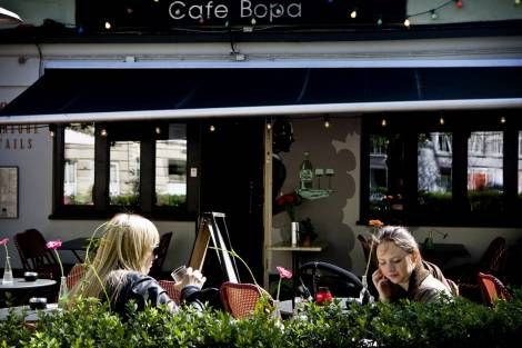 4 steder med tag-selv morgenbord i hverdagen