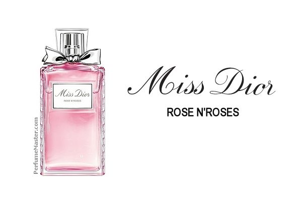 Miss Dior Rose N Roses New Perfume Perfume News With Images