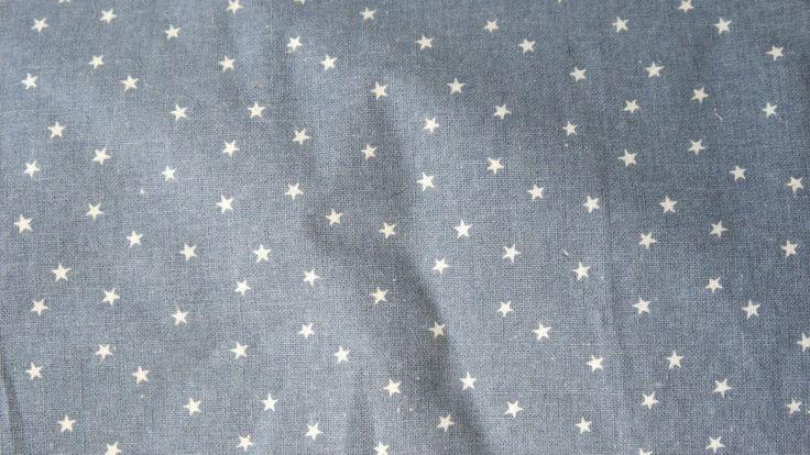 No. 83:  white stars on grey