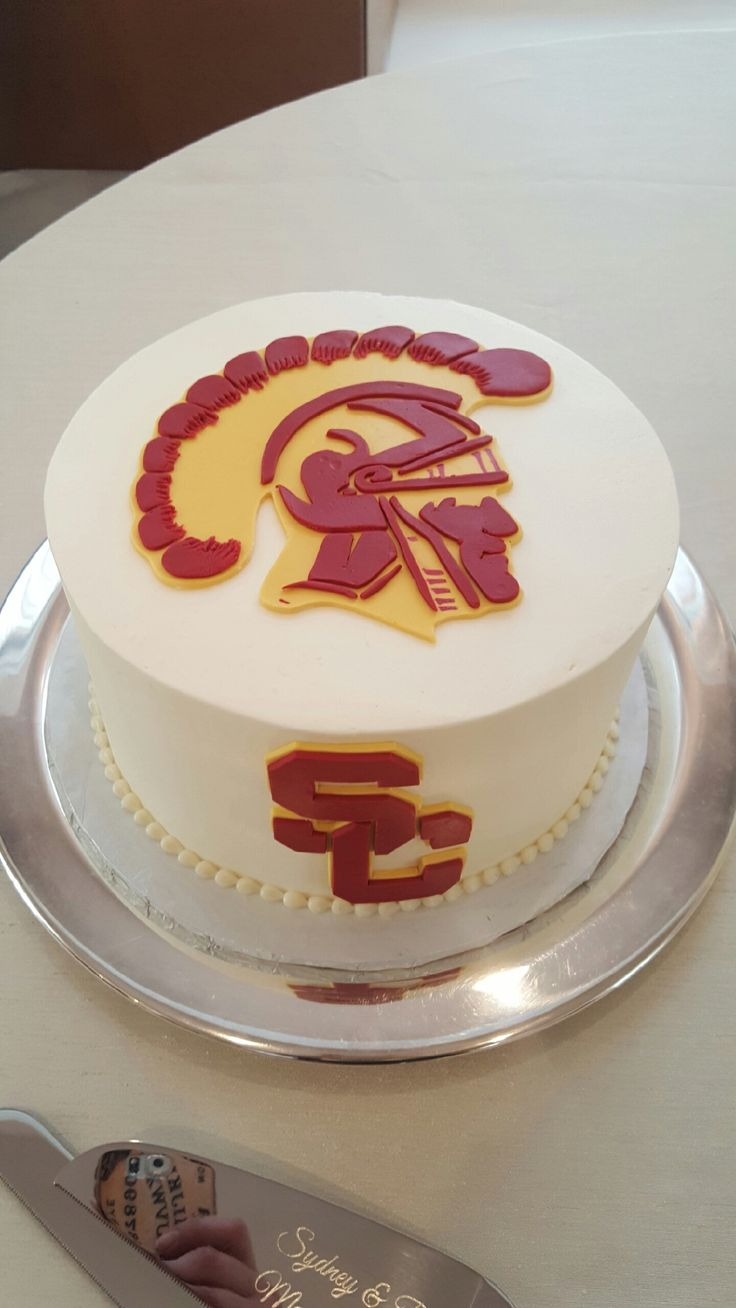 Go USC Trojans!