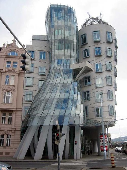 Frank G. is the man!: Ginger Rogers, Favorite Places, Fred Astaire, Frank Gehry, Buildings, Prague Czech Republic, Architecture, Design