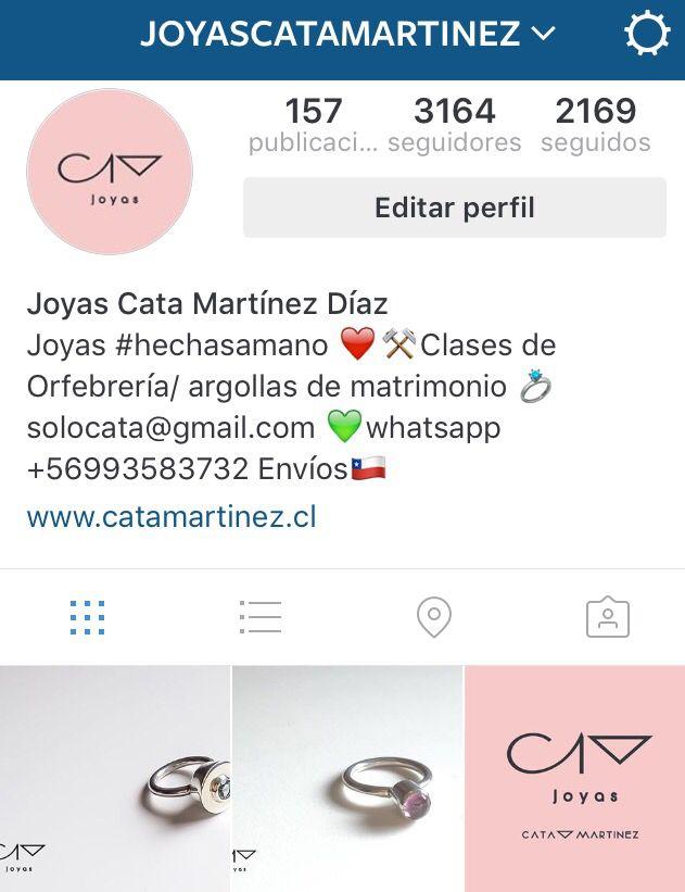 Instagram: joyascatamartinez