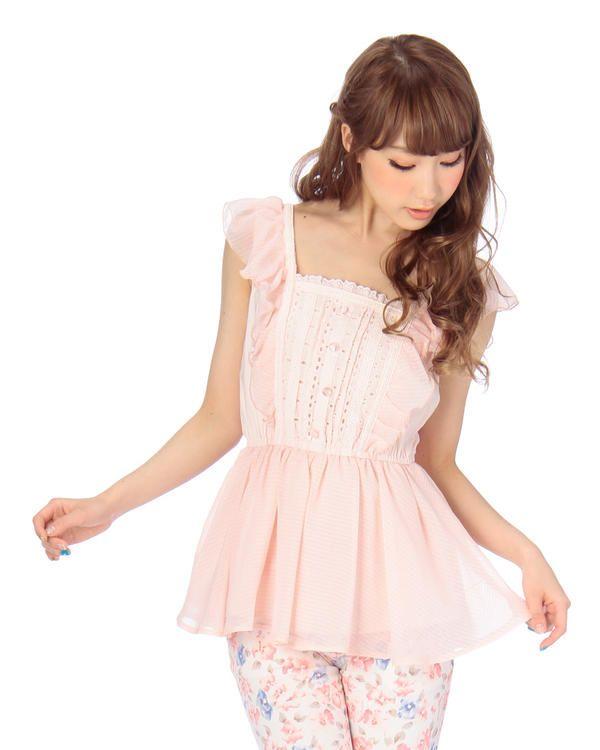 Its Girlier Than I Normally Like But Its Adorable Liz Lisa In Japan Liz Lisa Pinterest