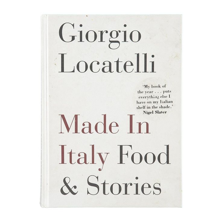 Made In Italy Food & Stories