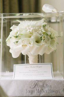 Forget Me not Flowers, Oakville, Frank Rea, Wedding, Wedding Inspiration, AGO, Bridal Bouquet