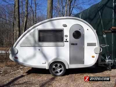 teardrop trailers for sale | 2007 White Dutchmen Teardrop Trailer For Sale in Florissant CO 80816 ...