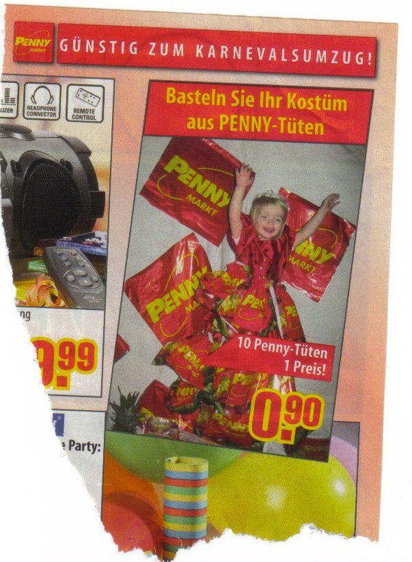Oder dieses Angebot, das nur zu Karneval funktionieren kann.   29 Supermarkt-Angebote, über die keiner auch nur 5 Minuten nachgedacht hat