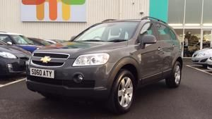 2010 (60) Chevrolet Captiva 2.0 VCDi LT [7 Seats] [2010.5] For Sale In Hessle, East Yorkshire