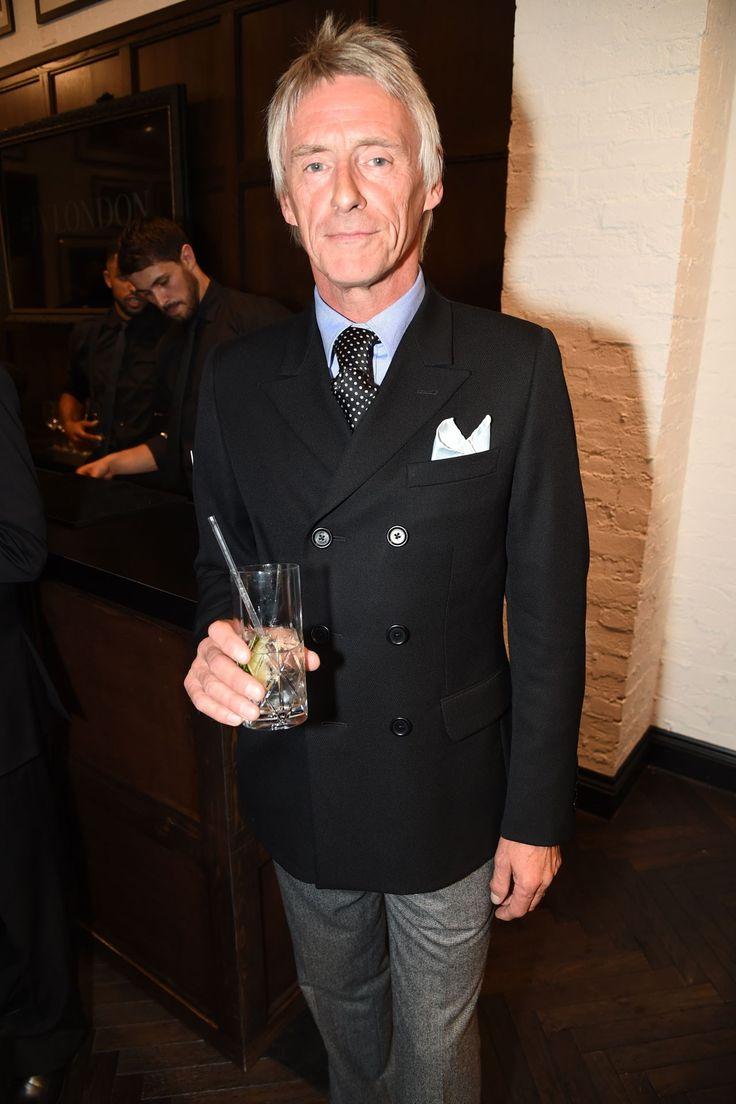 "Paul Weller - ""Vote for GQ Readers' Best-Dressed Man 2015 - GQ.co.uk"""