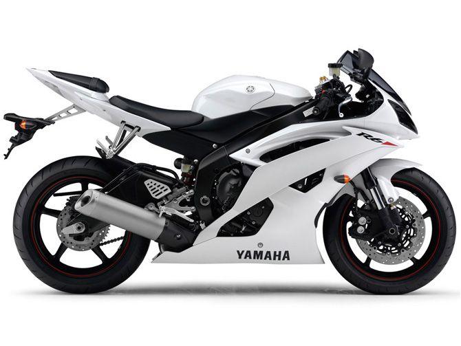 yamaha r6 white pinteres
