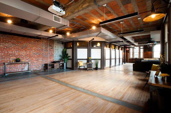 The loft at 600 f 20 indoor washington dc wedding for Indoor wedding venues washington state