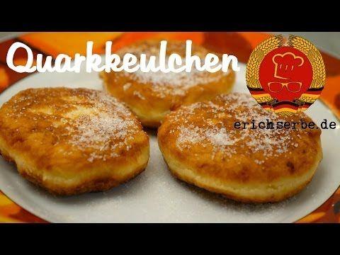 Quarkkeulchen - Essen in der DDR: Koch- und Backrezepte für ostdeutsche Gerichte | Erichs kulinarisches Erbe