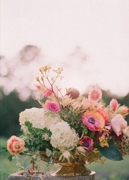 wonderful flower arrangement