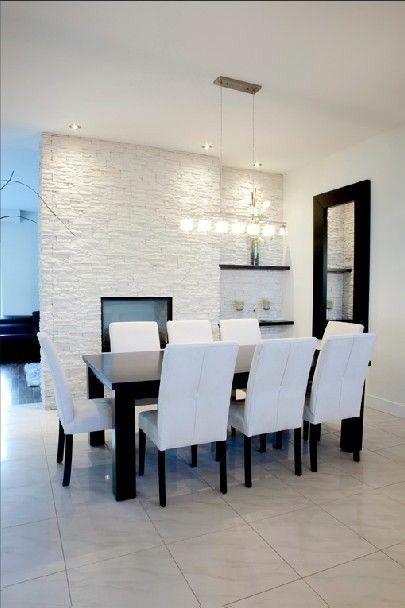 Oltre 25 fantastiche idee su sala da pranzo moderna su - Sale da pranzo contemporanee ...