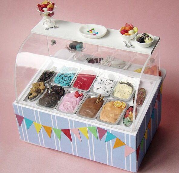Who wants ice cream ?