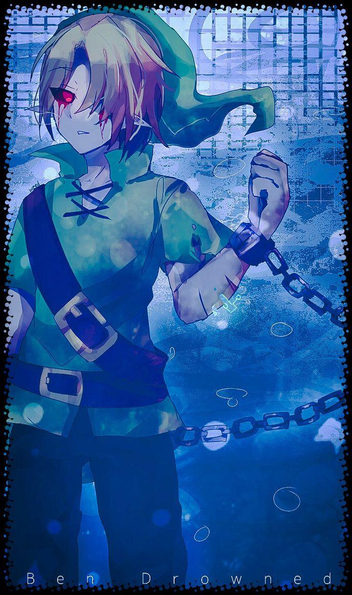 Ben Drowned by seaweed057