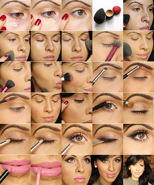 104 best AMAZEBALLLZ makeup images on Pinterest