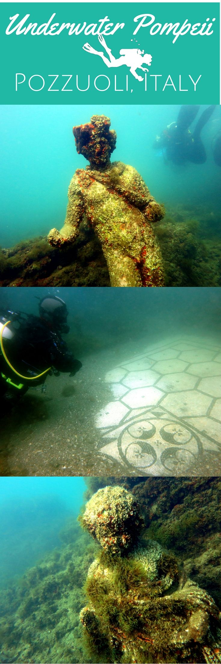 Dive with History: Underwater Pompeii in Pozzuoli, Italy - Archeological Park of…