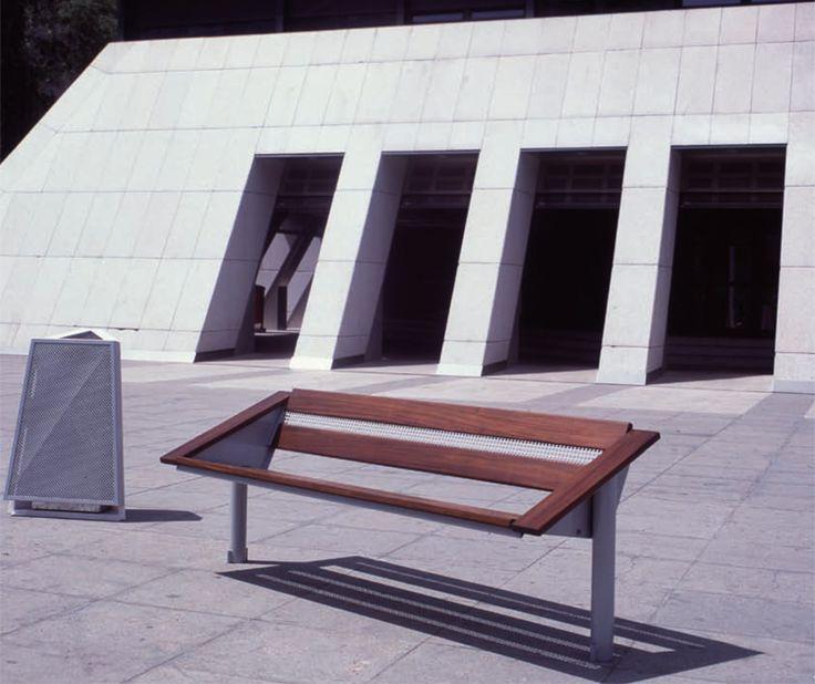 Très 43 best Mobilier urbain : bancs design / Street furniture  VG02