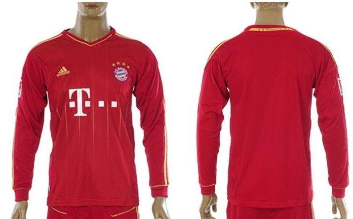 Camisetas de Bayern Munich 2012/2013 manga larga [142] - €16.87 : Camisetas de futbol baratas online!