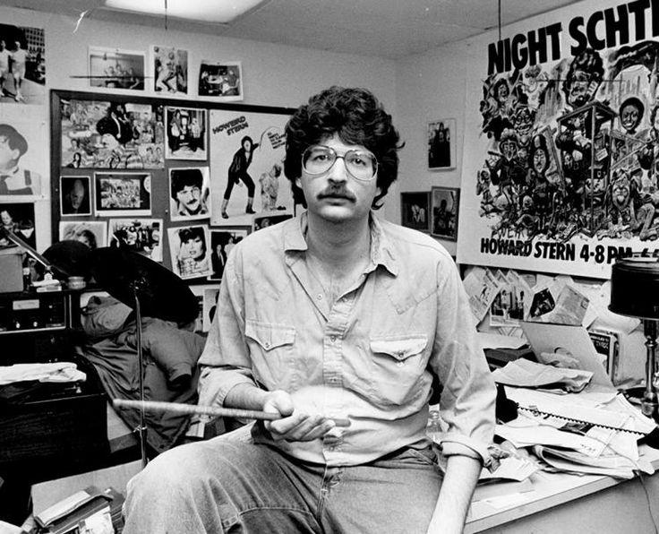 Howard Stern (1983) http://ift.tt/2w1k7ln