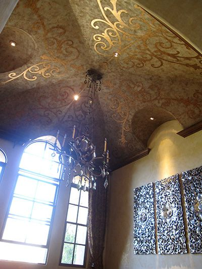 192 best images about the 5th wall on pinterest painted for Custom ceiling designs
