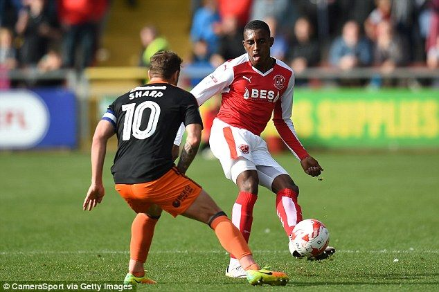 Fleetwood Town and Sheffield United shared the spoils with a 1-1 draw in Lancashire