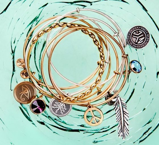 Alex & Ani-- they're everywhere!