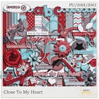 Close To My Heart Digital Scrapbooking Kit