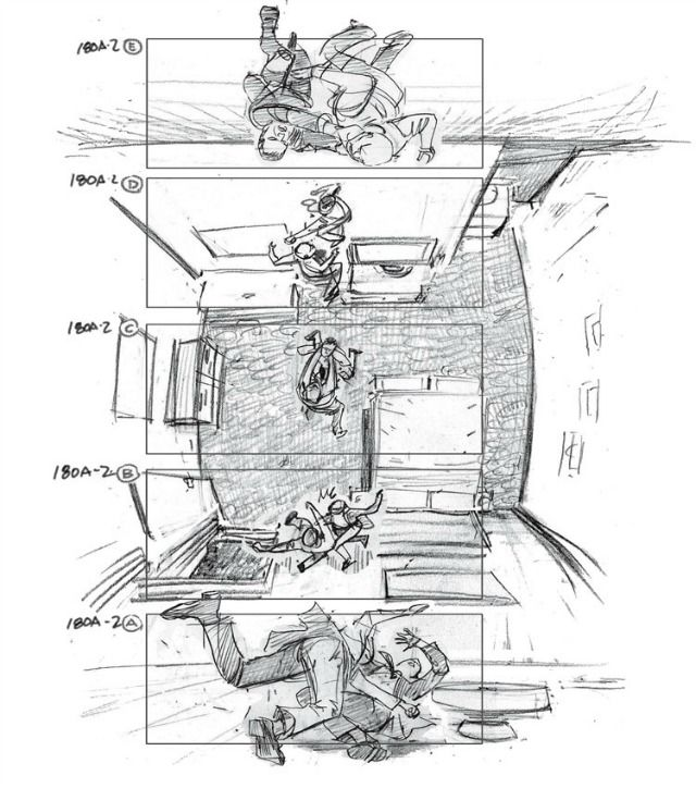 Best Storyboards Images On   Concept Art Conceptual