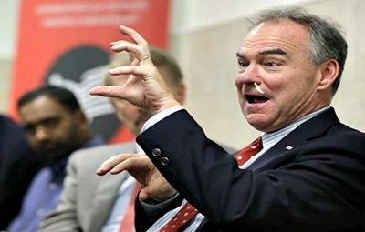 Trump On Tim Kaine in Virginia to 6,500 Supporters: 'She Made the Wrong Pick!' - http://conservativeread.com/trump-on-tim-kaine-in-virginia-to-6500-supporters-she-made-the-wrong-pick/