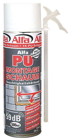 Die besten 25 bauschaum ideen auf pinterest radiator springs spr hfarbe f r holz und - Abdichten von fenstern ...