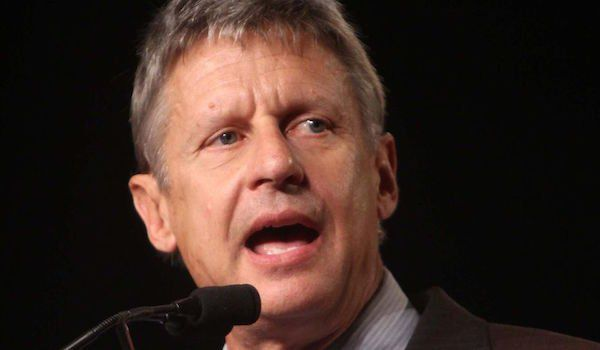 Fact is, Bernie Sanders has a lot more in common with Gary Johnson than any of the likely nominees from the Republican or Democratic parties. visit www.garyjohnson2016.com
