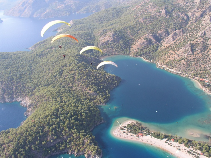 Olu Deniz - Turkey I've been and it's the best