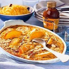 Serveras med fördel till kanelkryddat ris med russin och en fräsch grönsallad