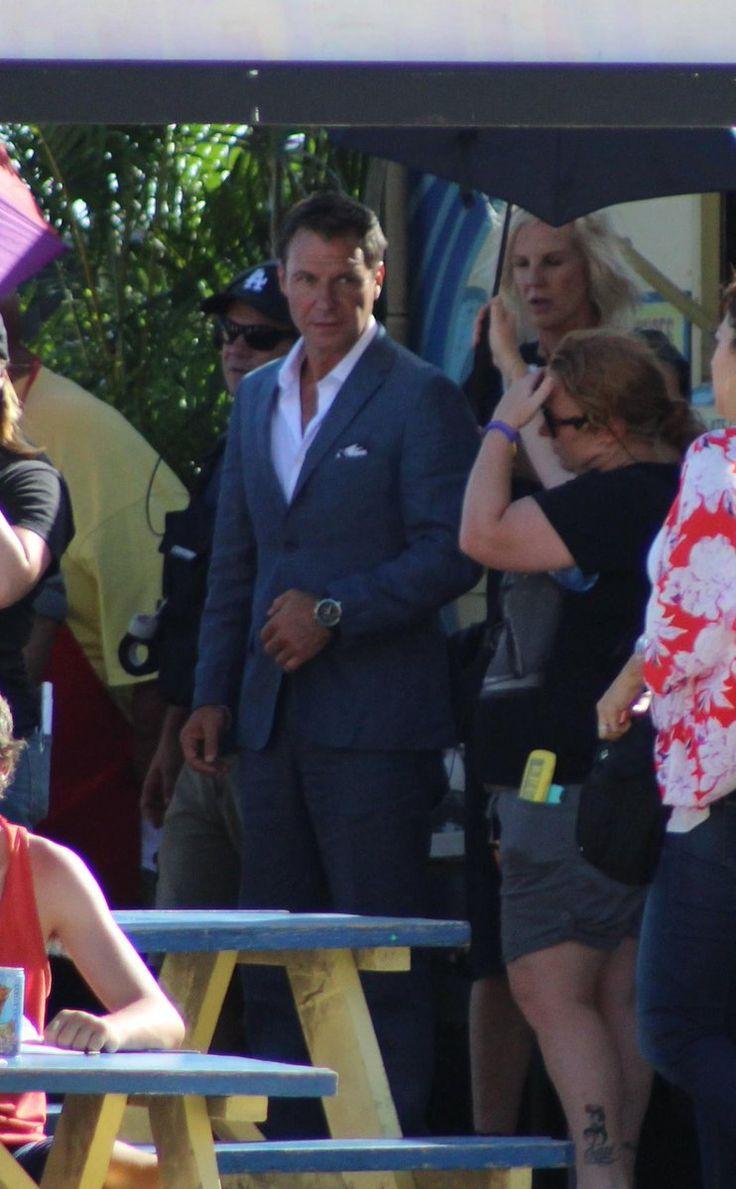 """""""#h50 #AlexOLoughlin #scottcaan #ChrisVance set shoot filmed: Hawaii Five-0 #HawaiiFive0"""""""