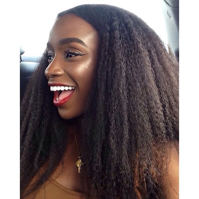 Best 25 kinky straight hair ideas on pinterest kinky straight kinky blow out hair weave no clips pmusecretfo Gallery