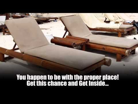Outdoor Teak Sun Loungers | Teak Outdoor Sun Lounger | by www.mix-a-cont...