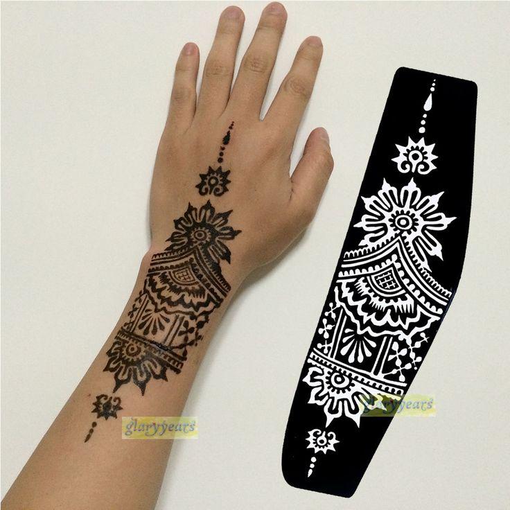 25 Best Ideas About Henna Stencils On Pinterest  Henna Tutorial Henna Patt