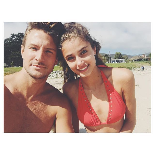 How to Date a Victoria's Secret Angel - Taylor Hill and Michael Stephen Shank-Wmag