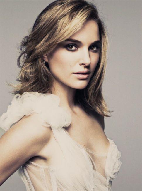 Portman - Flawless!: Natalie Portman, Hair Colors, Summer Hair, Natalieportman, New Hair, Wedding Hair Style, The Dresses, Wedding Makeup, Woman Crushes