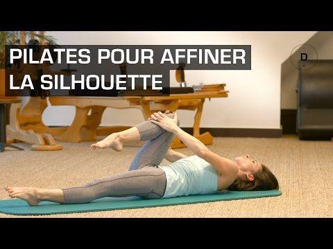 (26) Pilates pour maigrir - Pilates Master Class - YouTube