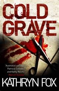 Cold Grave- Book #6 of the Anya Crichton series