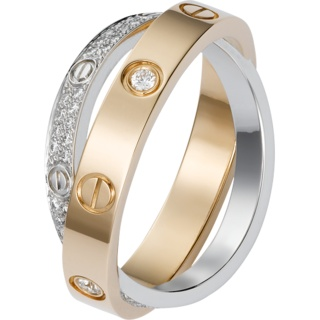 Cartier love bracelet <3 I have always wanted one of these. Sterling silver would be fine! Just like the look.