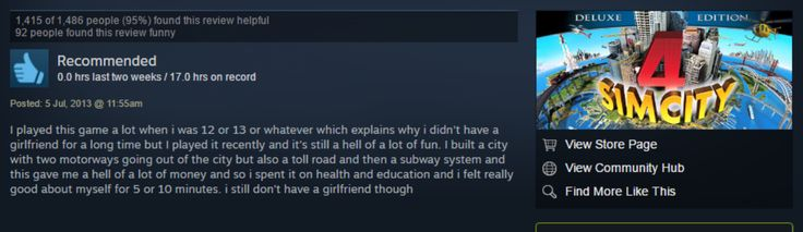 Four years on my Sim City 4 review still rings true :/