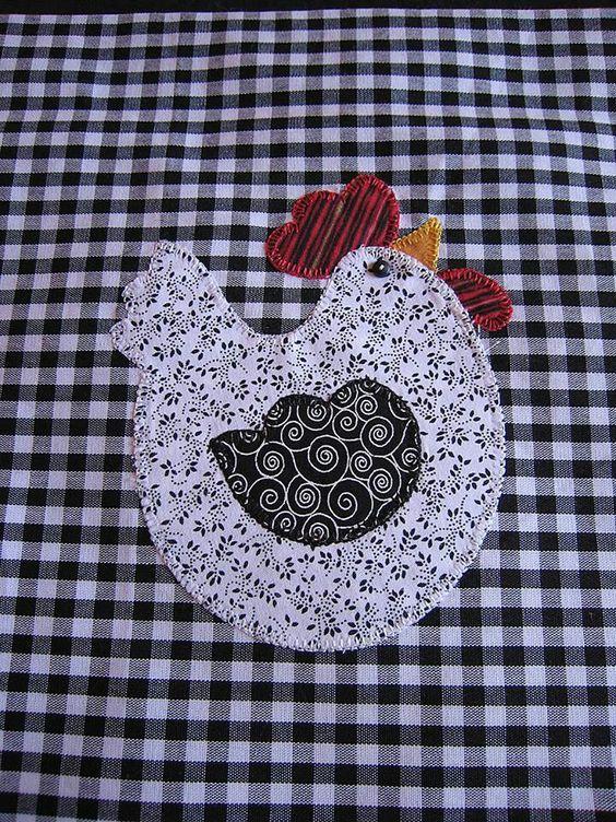 chicken quilt:                                                                                                                                                                                 More