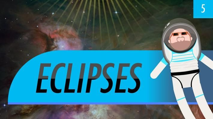 In this episode, Phil breaks down what happens during a solar and lunar eclipse and provides tips for safely viewing a solar eclipse. Learn how the Ancient Greeks calculated a close estimation of the earth and moon's actual size two thousand years before the invention of the telescope. Engage with the Crash Course community and subscribe to new videos on YouTube.