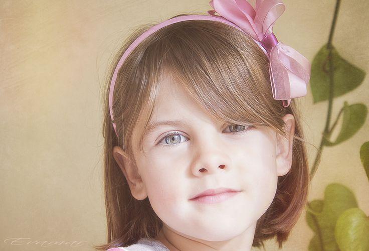 Retratos niños - Retrato en primer plano
