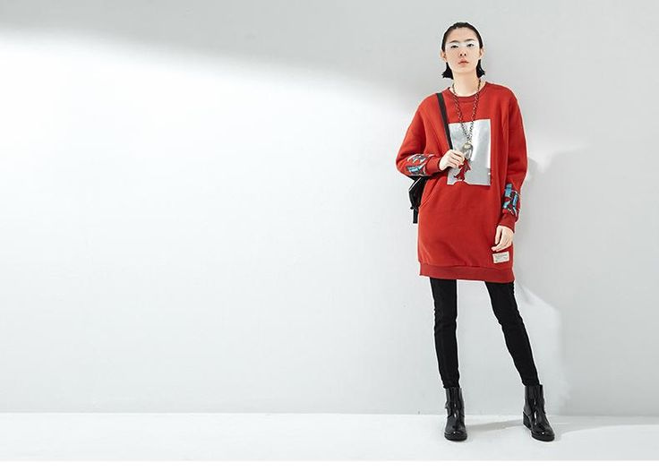 sweatshirt 2017 fashion clothing autumn collection new trend outfit